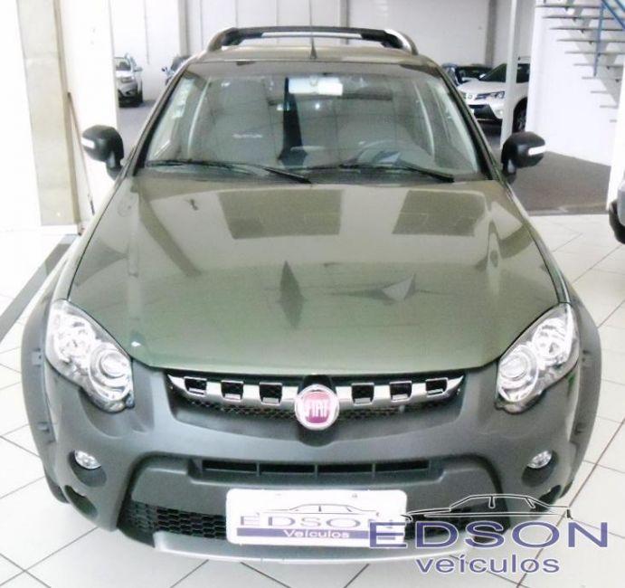 Fiat Strada Adventure 1.8 16V (Flex)(Cab Estendida) - Foto #5