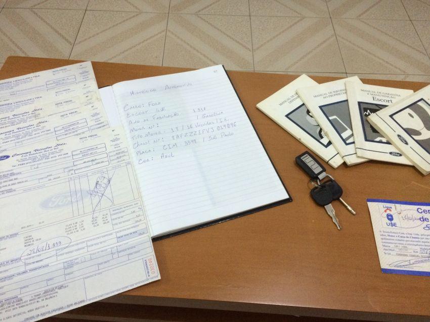 Ford Escort SW GL Full 1.8 MPi 16V - Foto #10