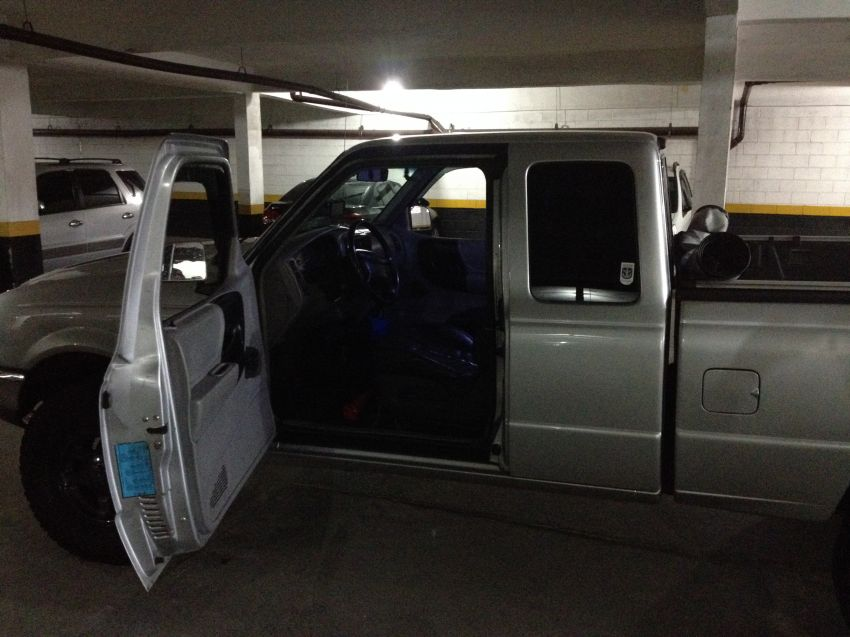 Ford Ranger XL 4x4 2.5 Turbo (Cab Estendida) - Foto #4