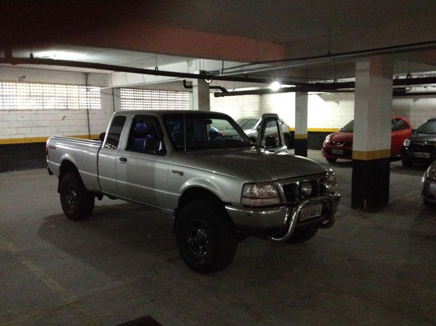 Ford Ranger XL 4x4 2.5 Turbo (Cab Estendida) - Foto #6