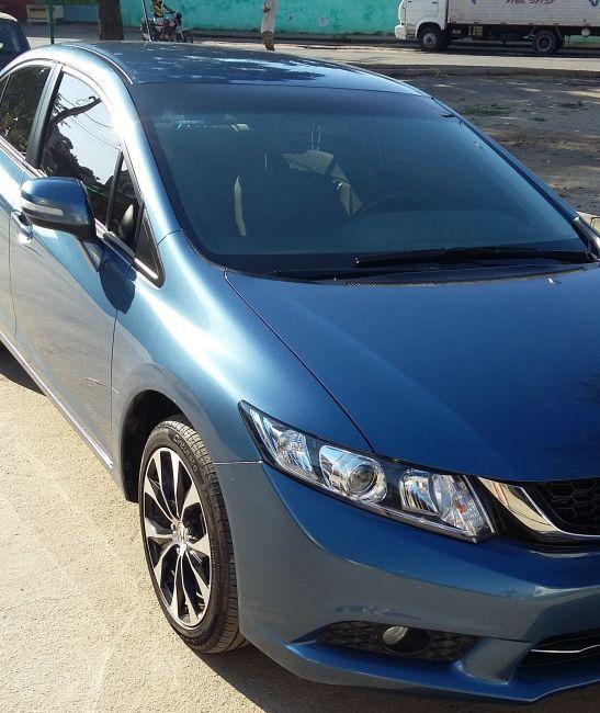 Honda Civic LXR 2.0 i-VTEC (Flex) (Aut) - Foto #8