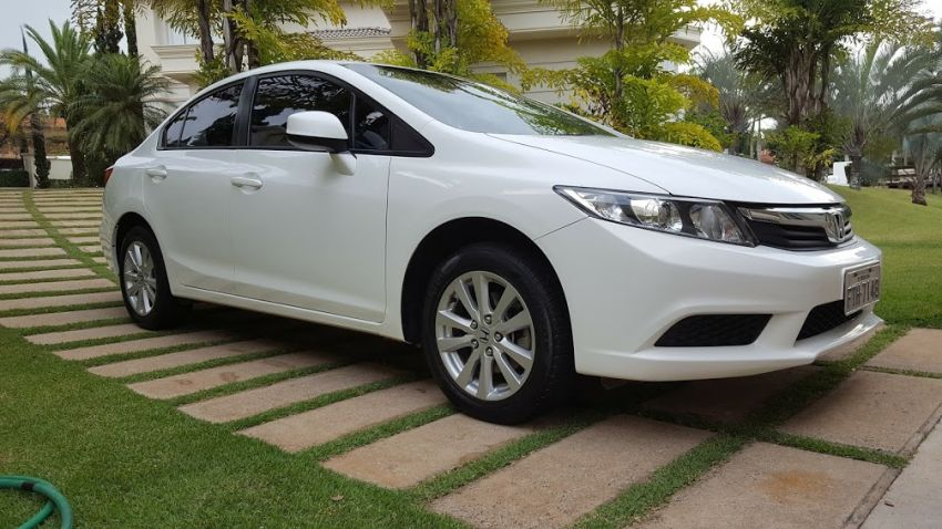 Honda New Civic LXS 1.8 (aut) - Foto #5