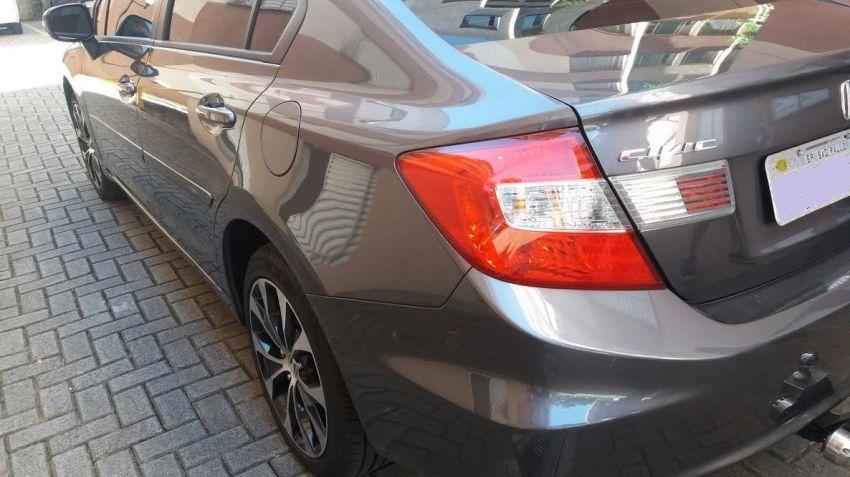 Honda Civic 2.0 i-VTEC LXR (Aut) (Flex) - Foto #3