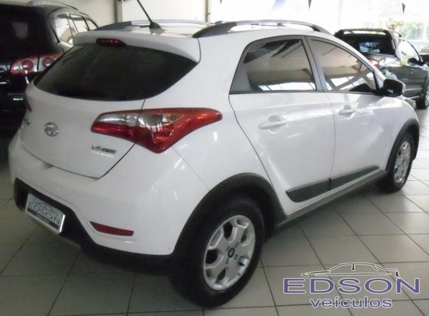 Hyundai HB20X Style 1.6 - Foto #3