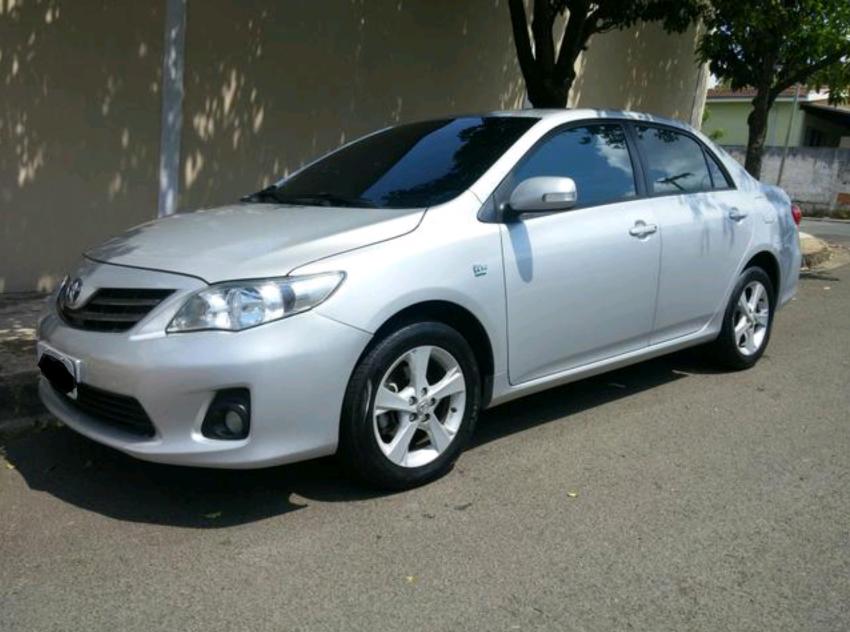 Toyota Corolla Sedan 2.0 Dual VVT-i XEI (aut)(flex) - Foto #2
