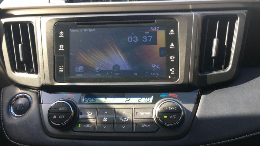 Toyota RAV4 4x2 2.0 16V (aut) - Foto #5