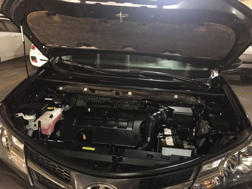 Toyota RAV4 4x2 2.0 16V (aut) - Foto #9
