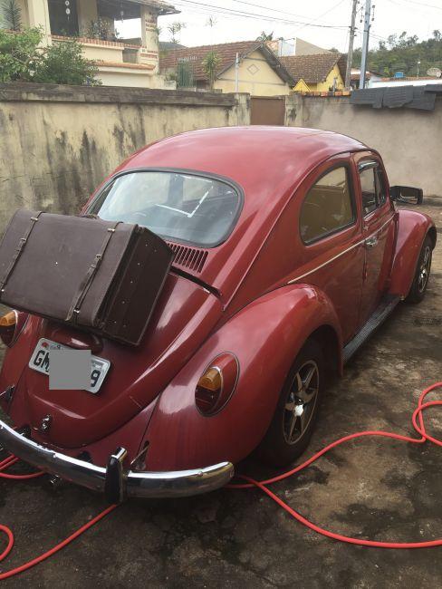 Volkswagen Fusca - Foto #6