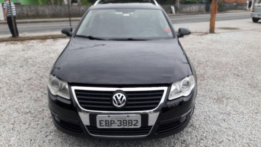 Volkswagen Passat Variant 2.0 (Aut) - Foto #2