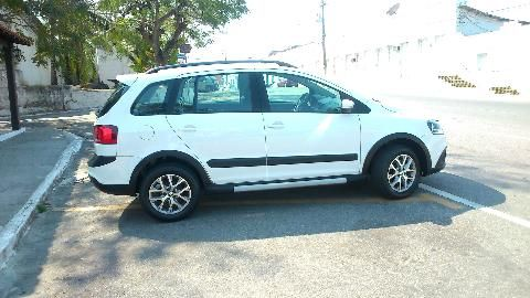 Volkswagen SpaceCross 1.6 8V I-Motion (Flex) - Foto #2