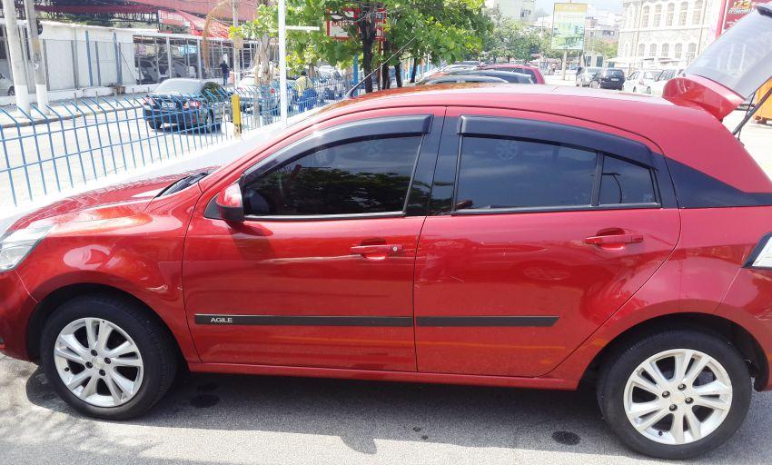 Chevrolet Agile LTZ 1.4 (Flex) - Foto #3