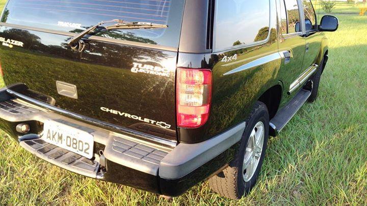Chevrolet Blazer Executive 4x4 2.8 Turbo - Foto #9