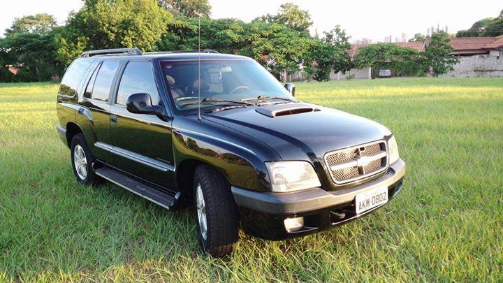 Chevrolet Blazer Executive 4x4 2.8 Turbo - Foto #1