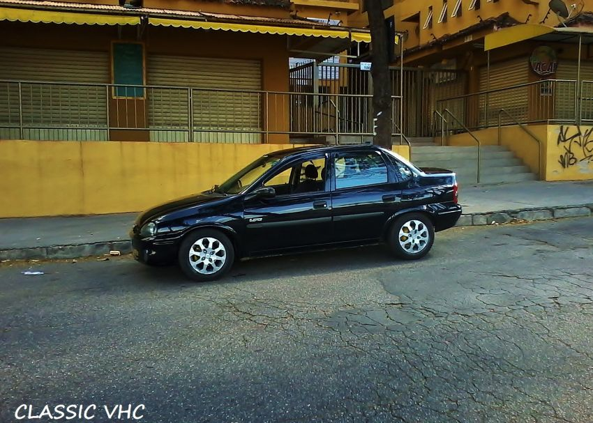 Chevrolet Classic 1.0 VHC (Flex) - Foto #2