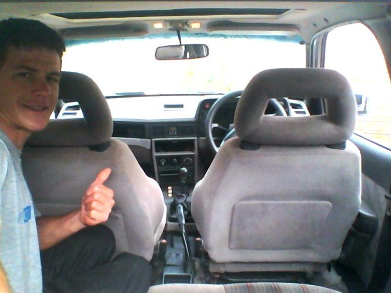Chevrolet Kadett Hatch Sport 2.0 MPFi - Foto #3