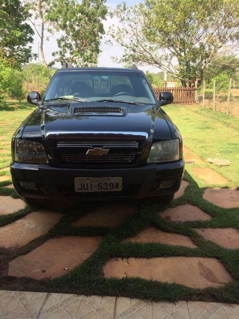 Chevrolet S10 4x4 2.8 (Cab Dupla) - Foto #1