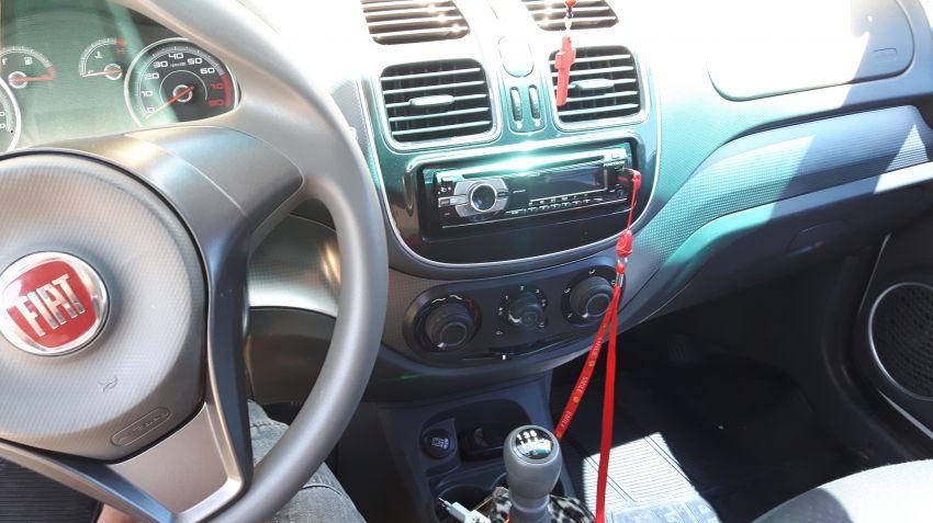 Fiat Grand Siena Attractive 1.4 (Flex) - Foto #9