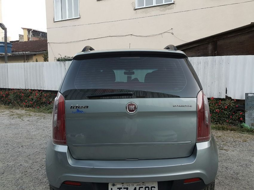 Fiat Idea Attractive 1.4 (Flex) - Foto #6