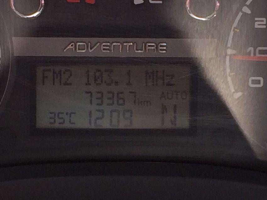 Fiat Strada Adventure Dualogic 1.8 16V (Flex) (Cab Dupla) - Foto #4
