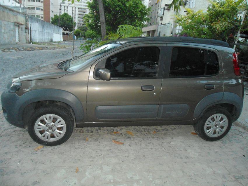 Fiat Uno Way 1.0 (Flex) 4p - Foto #2