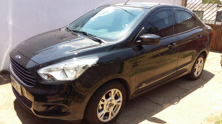 Ford Ka Sedan SEL Plus 1.5 16v (Flex) - Foto #1