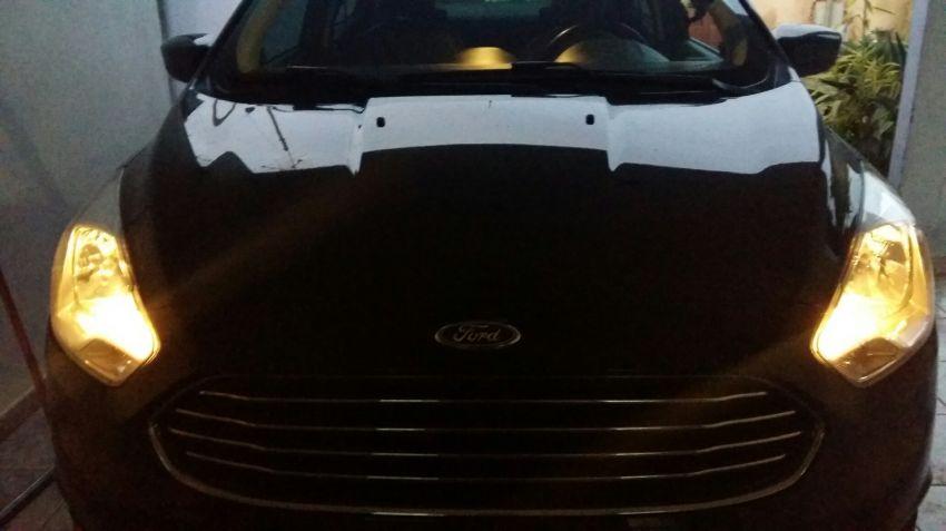 Ford Ka Sedan SEL Plus 1.5 16v (Flex) - Foto #3
