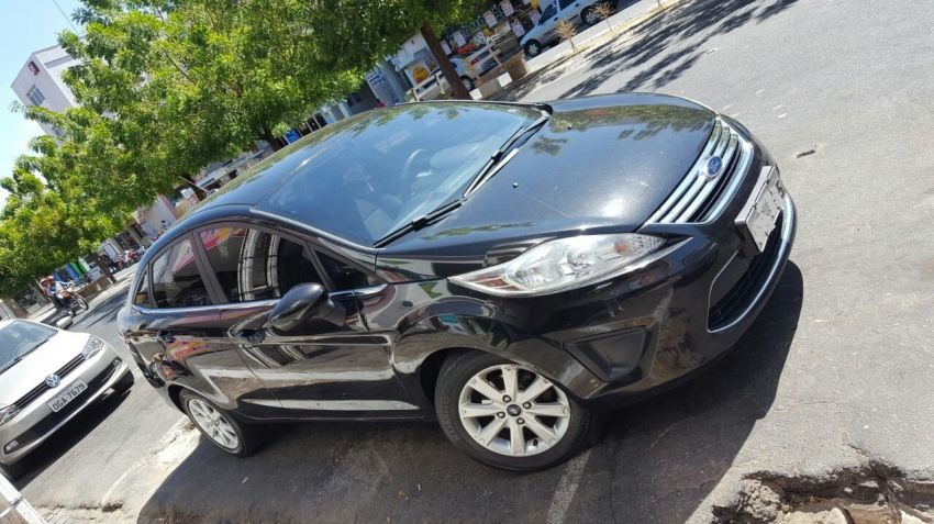 Ford New Fiesta Sedan 1.6 SE - Foto #5