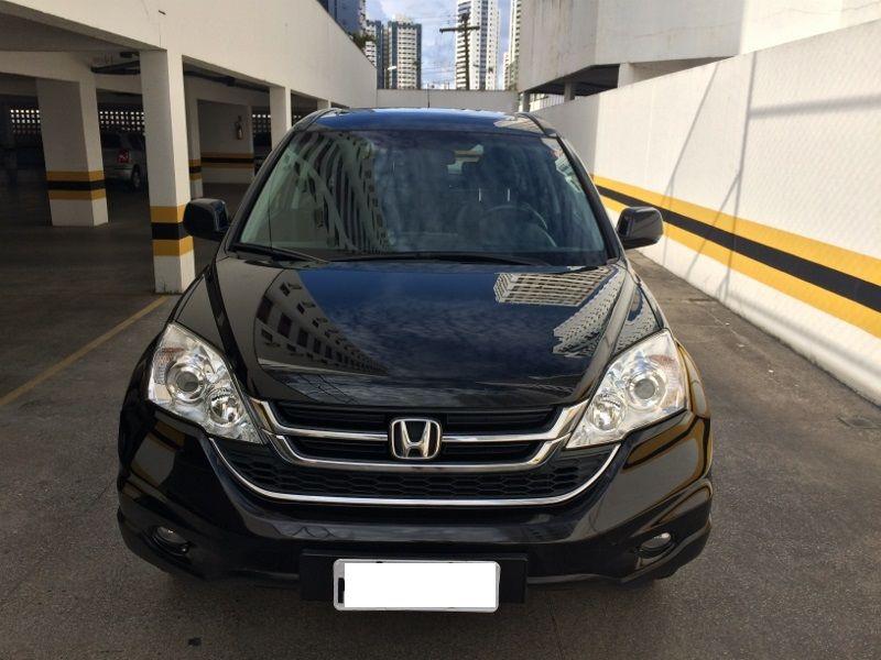 Honda CR-V EXL 2.0 16v 4x4 FlexOne (Aut) - Foto #1