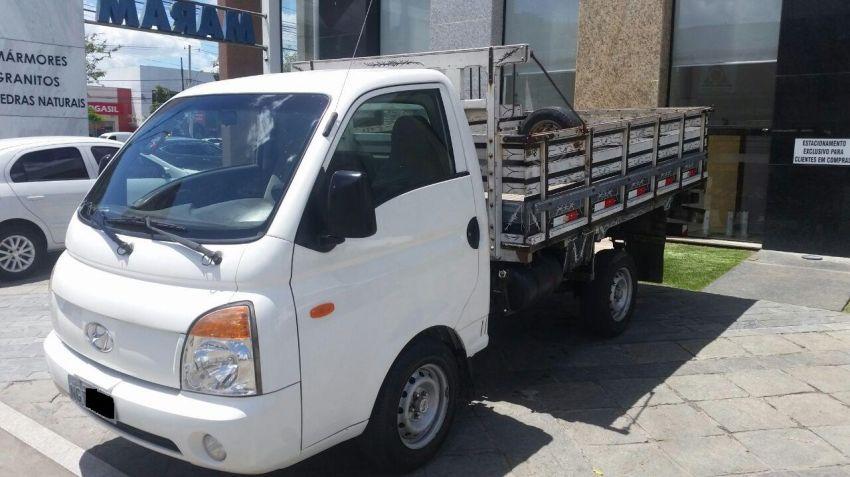 Hyundai HR HD 2.5 TCI (Cab Curta) - Foto #9