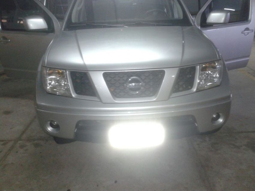 Nissan Frontier XE 4x4 2.5 16V (cab. dupla) - Foto #7