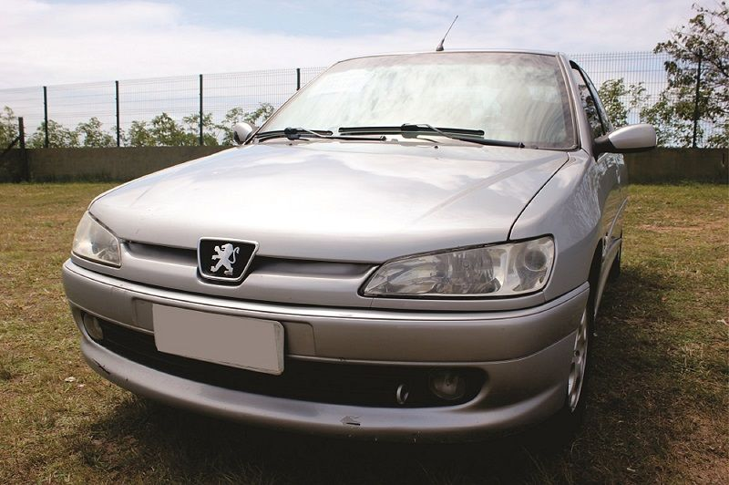 Peugeot 306 Hatch. Rallye 1.8 16V - Foto #1