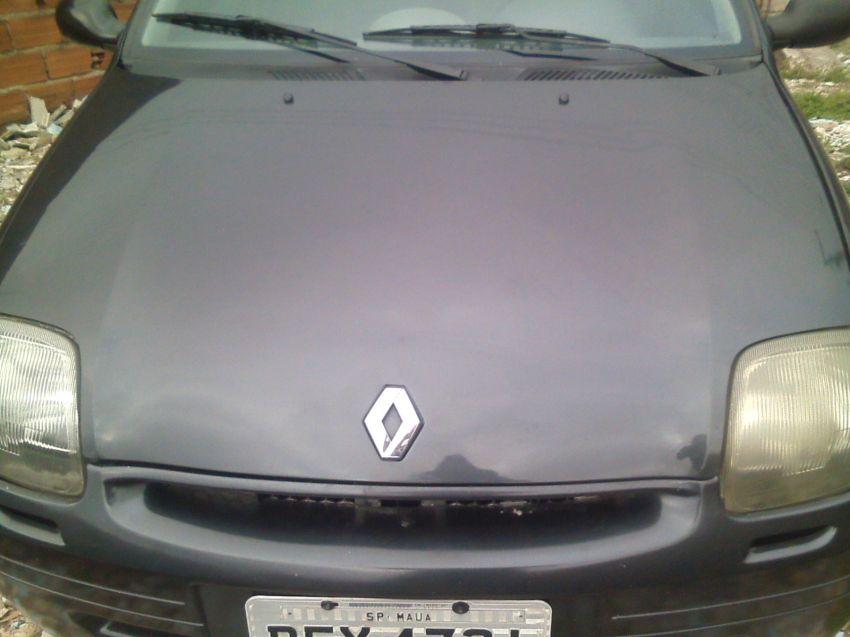 Renault Clio Sedan RN 1.6 16V - Foto #3