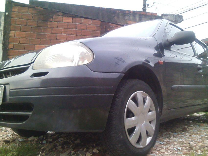 Renault Clio Sedan RN 1.6 16V - Foto #9