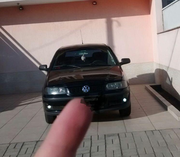 Volkswagen Gol Sport 1.0 16V MI - Foto #1