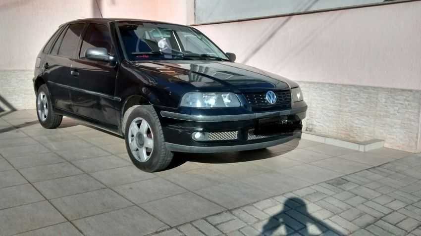 Volkswagen Gol Sport 1.0 16V MI - Foto #2