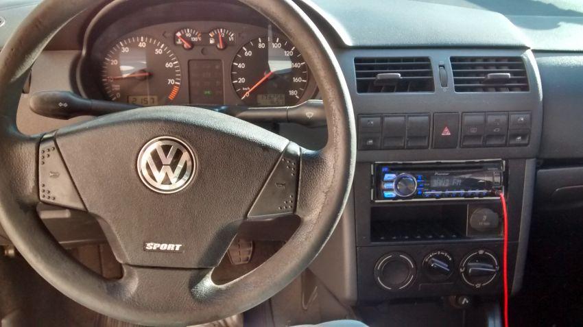 Volkswagen Gol Sport 1.0 16V MI - Foto #3