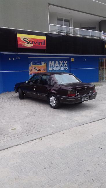 Chevrolet Monza Sedan Classic SE 2.0 MPFi - Foto #1