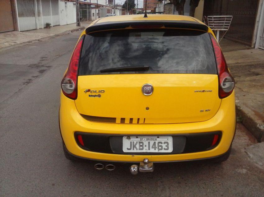 Fiat Palio Essence 1.6 16V Dualogic (Flex) - Foto #3