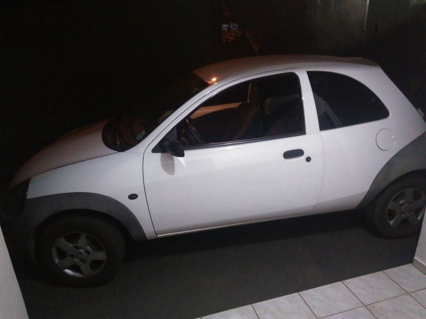 Ford Ka 1.0 MPi (Ka One) - Foto #1