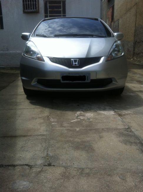 Honda Fit LX 1.4 (aut) - Foto #4