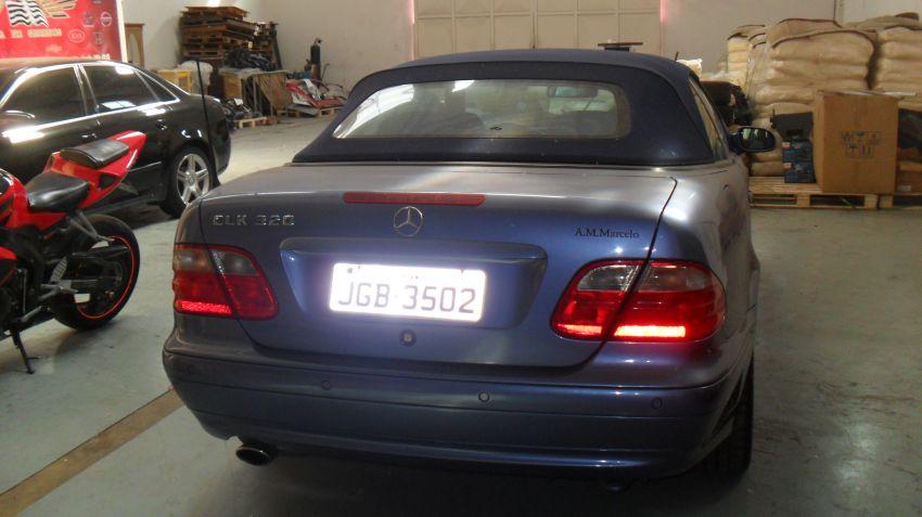 Mercedes-Benz CLK 320 - Foto #1