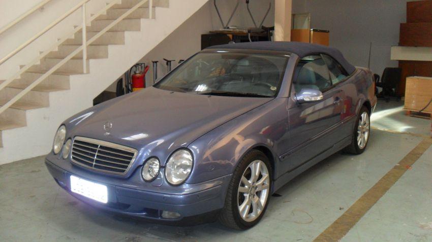 Mercedes-Benz CLK 320 - Foto #2
