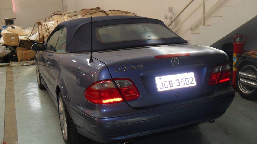 Mercedes-Benz CLK 320 - Foto #3