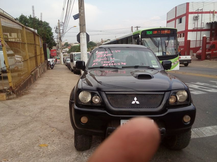 Mitsubishi L 200 Sport HPE 4x4 2.5 (aut) (cab. dupla) - Foto #1