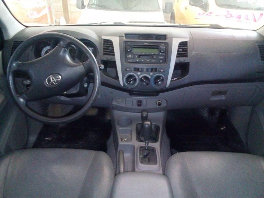 Toyota Hilux 3.0 TDI 4x4 CD SRV Auto - Foto #5