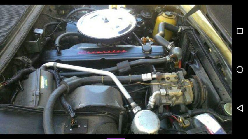Chevrolet Opala Sedan Diplomata 4.1 - Foto #7