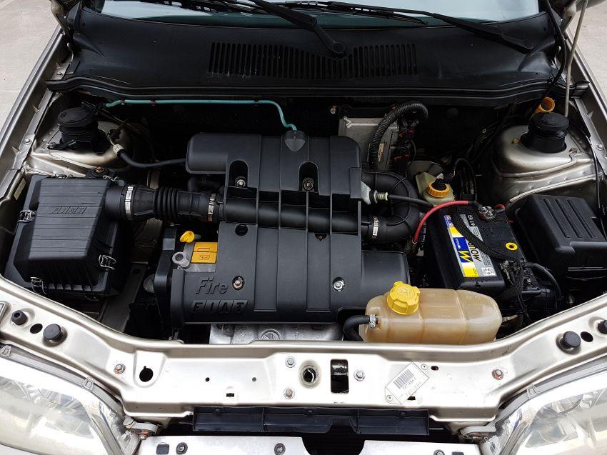 Fiat Palio EX 1.0 8V Fire Five - Foto #3