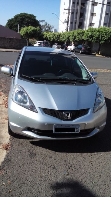Honda Fit LXL 1.4 (flex) - Foto #3
