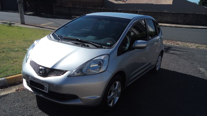 Honda Fit LXL 1.4 (flex) - Foto #5