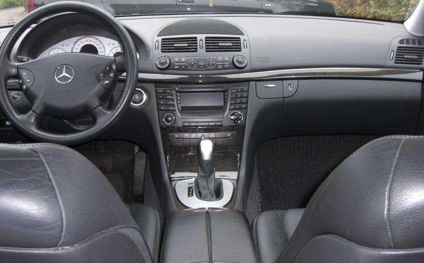 Mercedes-Benz E 350 Avantgarde 3.5 V6 - Foto #4
